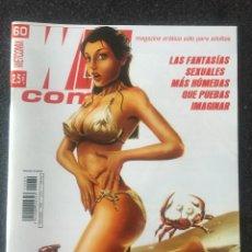 Fumetti: WET COMIX Nº 60 - MAGAZINE ERÓTICO SOLO PARA ADULTOS - MEGAMULTIMEDIA - 2003 - ¡NUEVO!. Lote 207544396