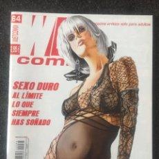 Fumetti: WET COMIX Nº 64 - MAGAZINE ERÓTICO SOLO PARA ADULTOS - MEGAMULTIMEDIA - 2003 - ¡NUEVO!. Lote 207544685