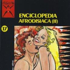 Cómics: COLECCION X NUMERO 17. EDICIONES LA CUPULA. RUSTICA. Lote 254597880