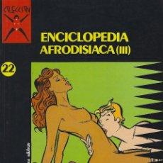Cómics: COLECCION X NUMERO 22. EDICIONES LA CUPULA. RUSTICA. Lote 245769060