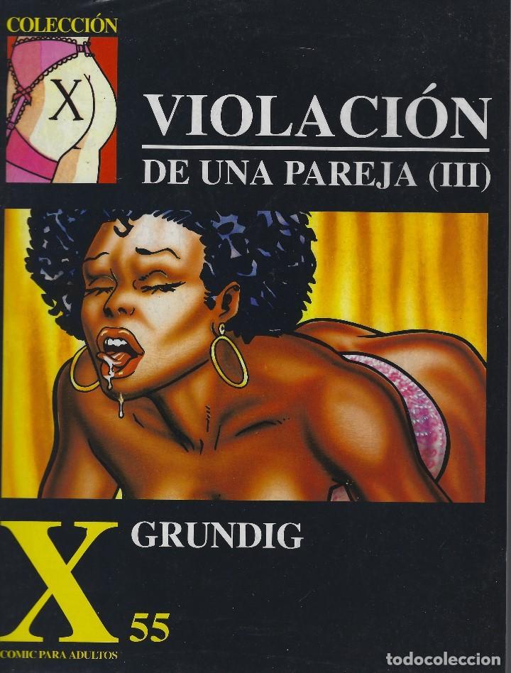 COLECCION X NUMERO 55. EDICIONES LA CUPULA. RUSTICA (Tebeos y Comics - La Cúpula - Comic Europeo)