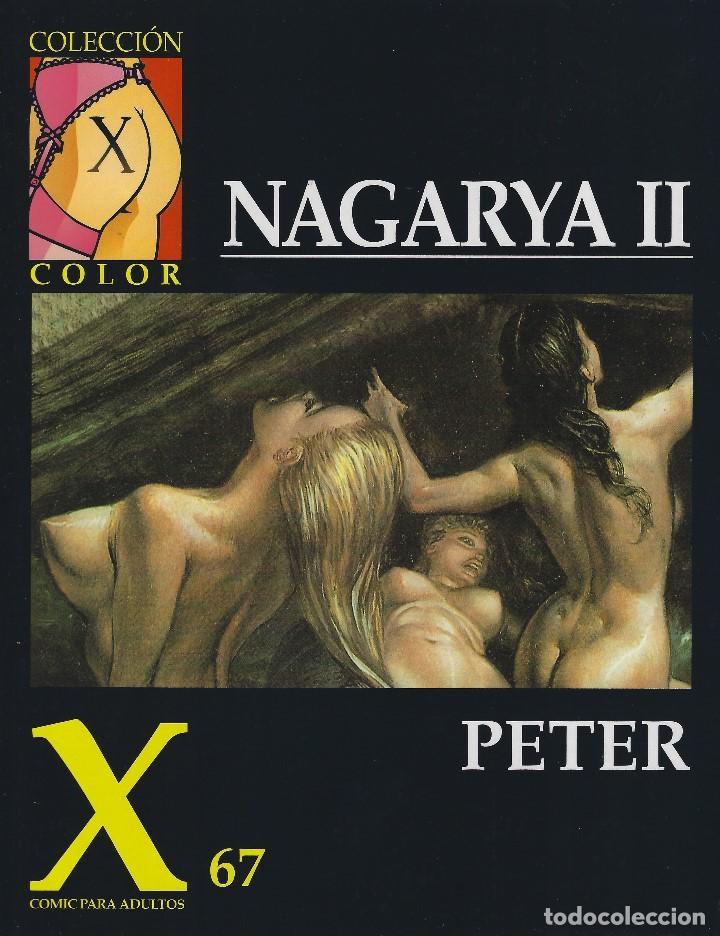 COLECCION X NUMERO 67. EDICIONES LA CUPULA. RUSTICA (Tebeos y Comics - La Cúpula - Comic Europeo)