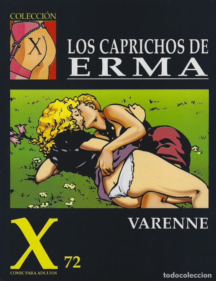 COLECCION X NUMERO 72. EDICIONES LA CUPULA. RUSTICA (Tebeos y Comics - La Cúpula - Comic Europeo)