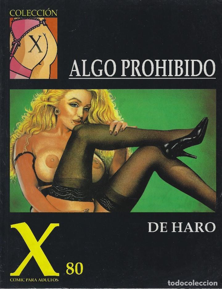COLECCION X NUMERO 80. EDICIONES LA CUPULA. RUSTICA (Tebeos y Comics - La Cúpula - Comic Europeo)