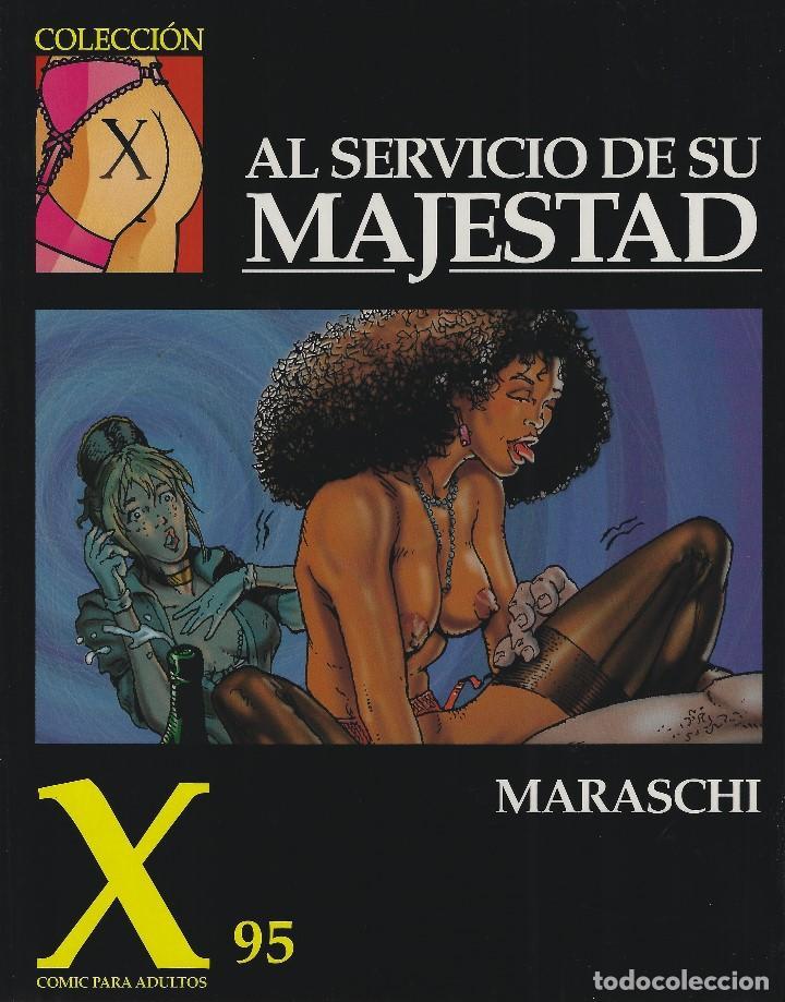 COLECCION X NUMERO 95. EDICIONES LA CUPULA. RUSTICA (Tebeos y Comics - La Cúpula - Comic Europeo)