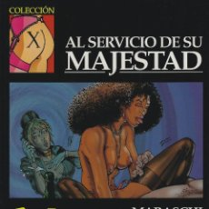 Cómics: COLECCION X NUMERO 95. EDICIONES LA CUPULA. RUSTICA. Lote 208069773