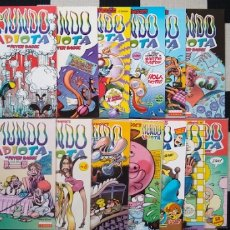 Fumetti: MUNDO IDIOTA COMPLETA 1 AL 13 PETER BAGGE ODIO CLOWES BURNS. Lote 223704816