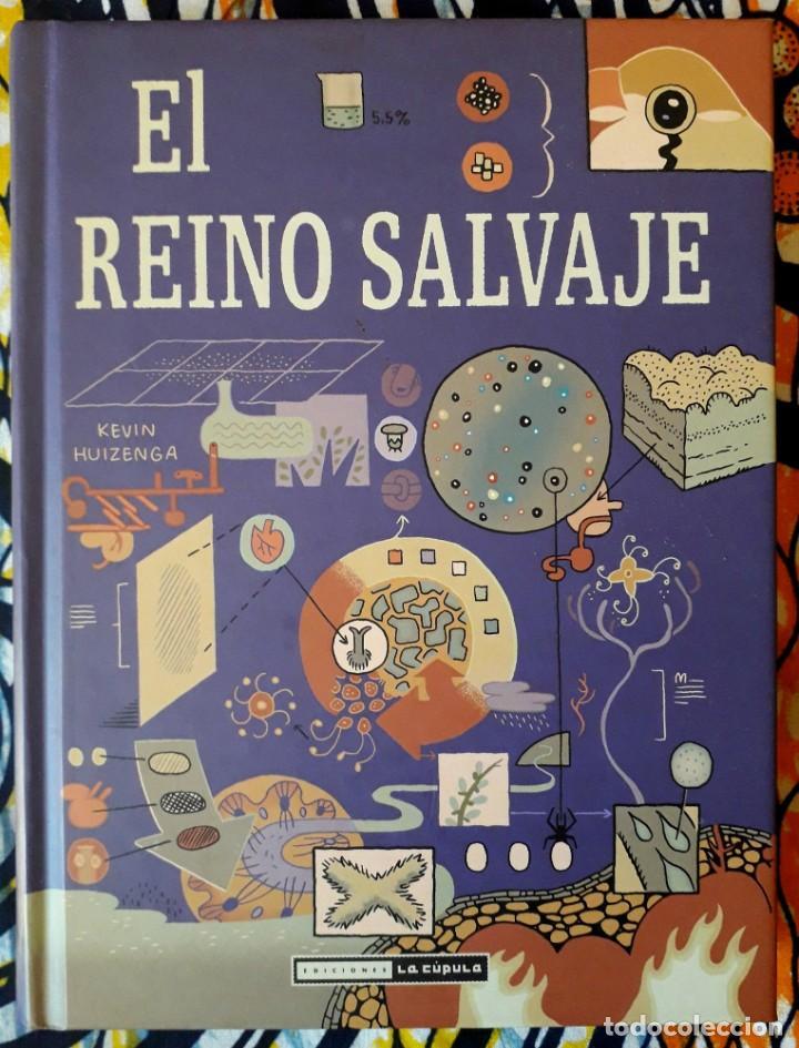 KEVIN HUIZENGA . EL REINO SALVAJE (Tebeos y Comics - La Cúpula - Comic USA)
