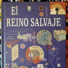 Cómics: KEVIN HUIZENGA . EL REINO SALVAJE. Lote 208492877