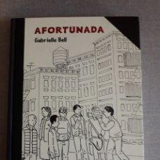 Fumetti: AFORTUNADA. TOMO TAPA DURA. ED LA CÚPULA. Lote 208957768
