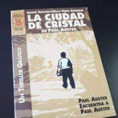 Cómics: EXCELENTE ESTADO LA CIUDAD DE CRISTAL 2 LA CUPULA. Lote 221652848