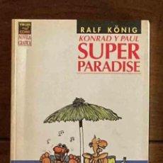 Cómics: SUPER PARADISE. Lote 210326251