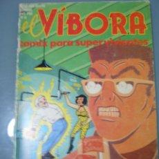 Cómics: EL VIBORA 18. Lote 210614221