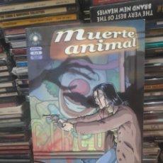 Cómics: MUERTE ANIMAL 2 LA CÚPULA. Lote 211653323