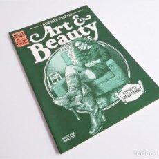 Cómics: ROBERT CRUMB ART & BEAUTY MAGAZINE BRUT COMIX NÚMERO ÚNICO. Lote 212301297