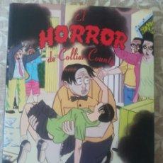 Cómics: EL HORROR DE COLLIER COUNTY RICH TOMMASO. Lote 212726818