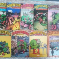 Fumetti: WONDER WART-HOG EL SUPERSERDO COMPLETA 9 NUMEROS. Lote 212749008