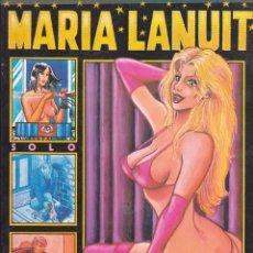 Cómics: COMIC EL VIBORA SERIES MARIA LANUIT. Lote 212992225