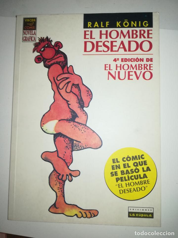 EL HOMBRE DESEADO 4ª EDICION (RALF KONIG) (Tebeos y Comics - La Cúpula - Comic Europeo)