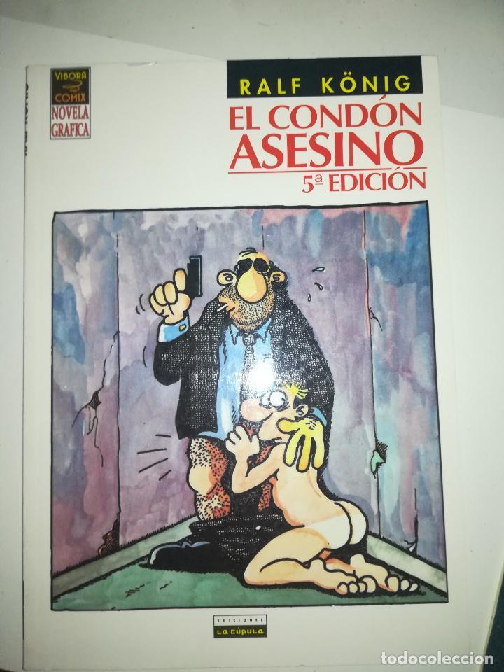 EL CONDON ASESINO 5ª EDICION (RALF KONIG) (Tebeos y Comics - La Cúpula - Comic Europeo)