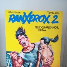 Comics : RANXEROX 2. FELIZ CUMPLEAÑOS, LUBNA. LIBERATORE-TAMBURINI RÚSTICA. EDICIONES LA CÚPULA. Lote 213891213