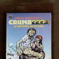 Cómics: OBRAS COMPLETAS CRUMB. Lote 212663968