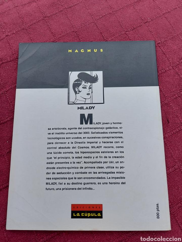 Cómics: MAGNUS MILADY EN EL 3000 NÚMERO 4 -VIBORA - Foto 2 - 214214983