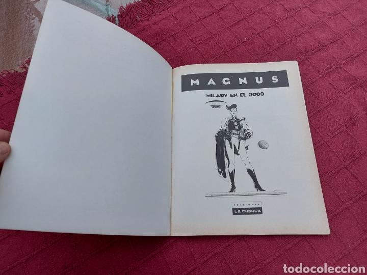 Cómics: MAGNUS MILADY EN EL 3000 NÚMERO 4 -VIBORA - Foto 4 - 214214983