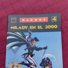 Cómics: MAGNUS MILADY EN EL 3000 NÚMERO 4 -VIBORA. Lote 214214983