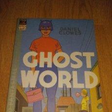 Fumetti: GHOST WORLD - MUNDO FANTASMAL - DANIEL CLOWES - LA CÚPULA COMIC UNDERGROUND USA. Lote 214582552
