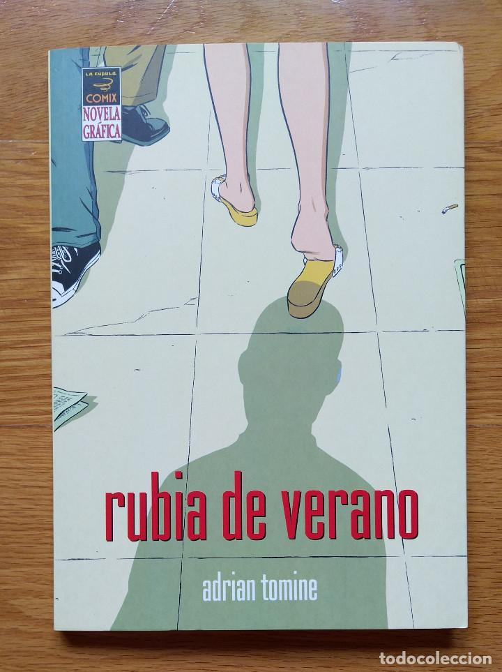 RUBIA DE VERANO (Tebeos y Comics - La Cúpula - Comic USA)
