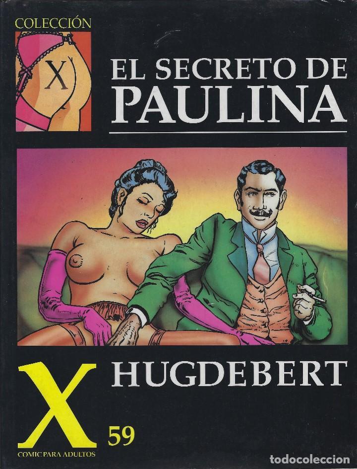 COLECCION X NUMERO 59. EDICIONES LA CUPULA. RUSTICA (Tebeos y Comics - La Cúpula - Comic Europeo)