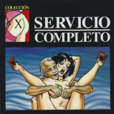 Cómics: COLECCION X NUMERO 51. EDICIONES LA CUPULA. RUSTICA. Lote 254598000