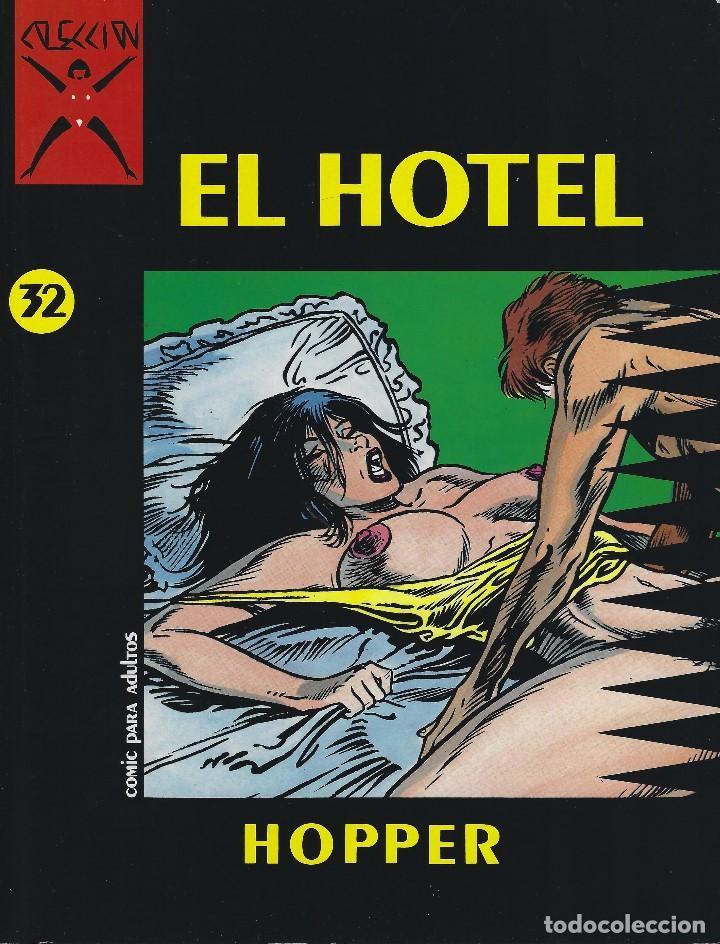 COLECCION X NUMERO 32. EDICIONES LA CUPULA. RUSTICA (Tebeos y Comics - La Cúpula - Comic Europeo)