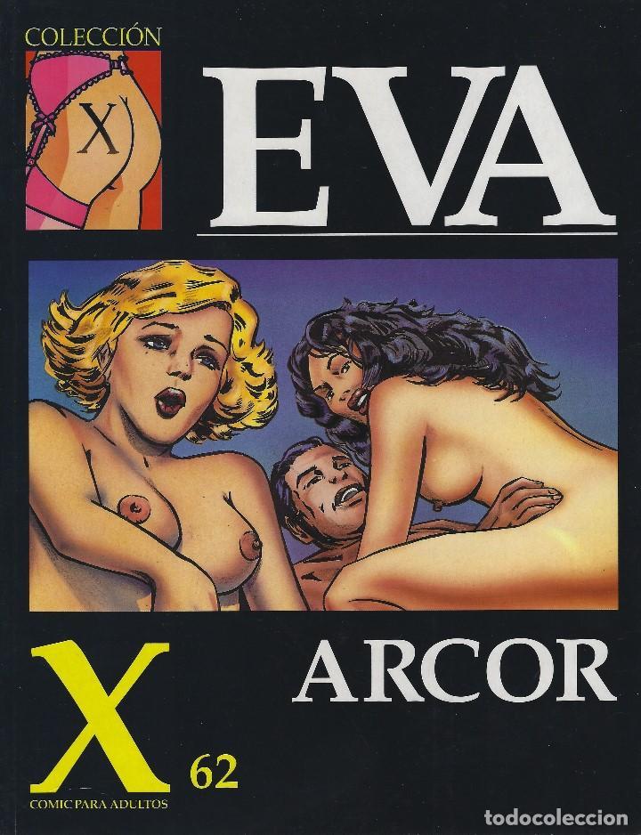 COLECCION X NUMERO 62. EDICIONES LA CUPULA. RUSTICA (Tebeos y Comics - La Cúpula - Comic Europeo)