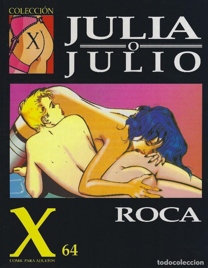 COLECCION X NUMERO 64. EDICIONES LA CUPULA. RUSTICA (Tebeos y Comics - La Cúpula - Comic Europeo)