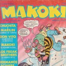 Cómics: COMIC MAKOKI Nº 5 (1983) ED. LA CÚPULA. Lote 215824733