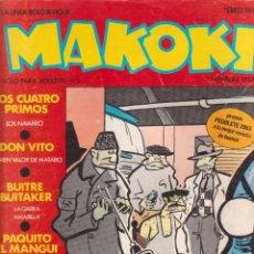 Cómics: COMIC MAKOKI Nº 9 (1983) ED. LA CÚPULA. Lote 215824955