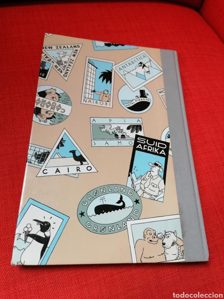 Cómics: LA VOLTA AL MÓN DE RIC I CLARA WILLEM-JOOST SWARTE EDICIONS LA CÚPULA 1983 CATALÀ - Foto 2 - 217119210