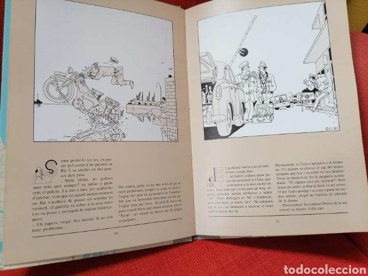 Cómics: LA VOLTA AL MÓN DE RIC I CLARA WILLEM-JOOST SWARTE EDICIONS LA CÚPULA 1983 CATALÀ - Foto 4 - 217119210