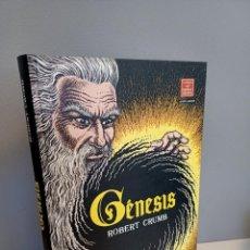 Comics: GENESIS, ROBERT CRUMB, NOVELA GRAFICA / GRAPHIC NARRATIVE, LA CUPULA, 2009. Lote 217325651