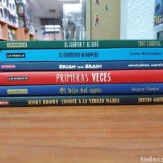 Fumetti: LOTE 6 TOMOS VARIADOS LA CUPULA 60% DE DESCUENTO. Lote 217375951