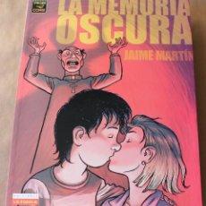 Comics: JAIME MARTÍN – LA MEMORIA OSCURA – LA CÚPULA, VIBORA COMIX – NUEVO (PRECINTADO) – NUEVO (PRECINTADO). Lote 217331718