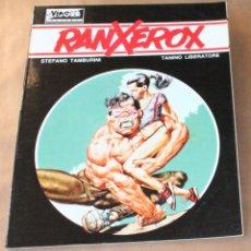 Fumetti: RANXEROX - TAMBURINI / LIBERATORE - ED LA CÚPULA 1981 - COMO NUEVO. Lote 217409521
