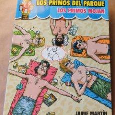 Cómics: LOS PRIMOS DEL PARQUE, MOJAN - JAIME MARTÍN - 1ª ED LA CÚPULA 2004 - NUEVO (PRECINTADO). Lote 217412131