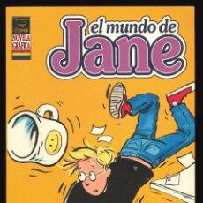 Cómics: EL MUNDO DE JANE - LA CÚPULA / NÚMERO ÚNICO. Lote 217518727