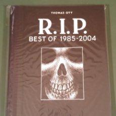Cómics: R.I.P. BEST OF 1985-2004 THOMAS OTT (LA CUPULA) RIP. Lote 217625976