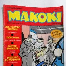 Cómics: MAKOKI Nº 9. Lote 217703892