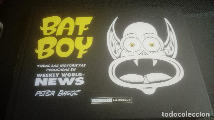BAT BOY. PETER BAGGE (Tebeos y Comics - La Cúpula - Comic USA)