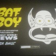 Cómics: BAT BOY. PETER BAGGE. Lote 217913353